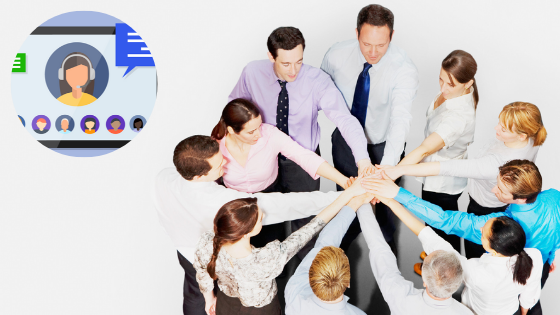 webinar team building